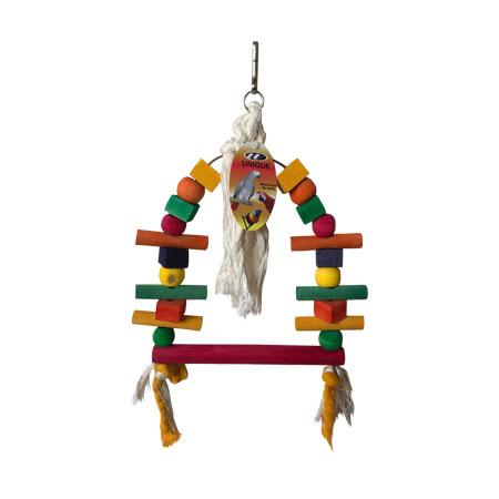آویز نشیمنگاه برای طوطی