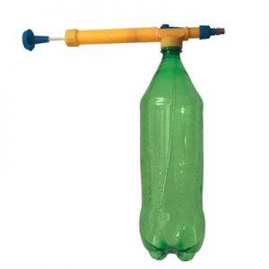دارو پاش درب بطری نوشابه