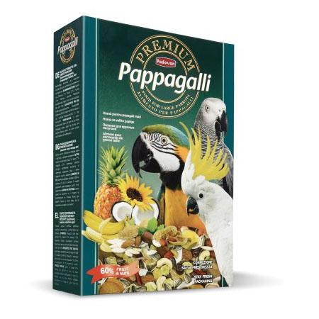 غذای پریمیوم premium-pappagalli