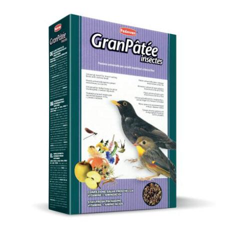 غذای مرغ مینا و پرنده میوه خوار Granpatee Insects
