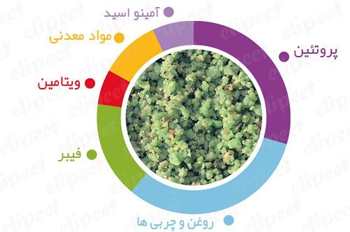 مکمل غذایی سبزیجاتی