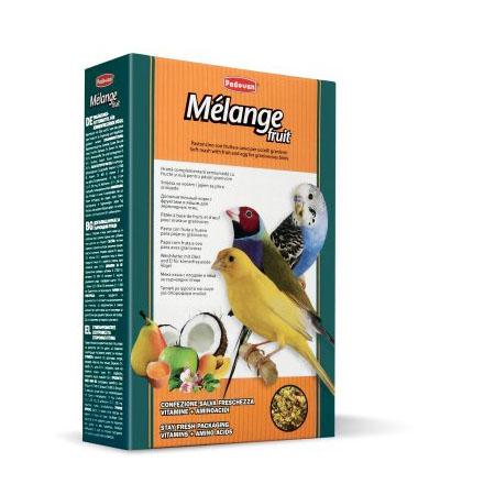 مکمل غذایی میوه ای پرندگان
