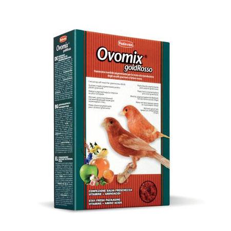 غذای قرمز اوومیکس Ovomix