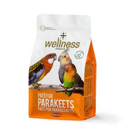 مکمل غذایی نرم سوپرپریمیوم برای Wellness pate Parakeet