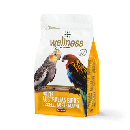 سوپرپریمیوم Wellness Australian Birds