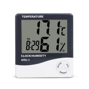 دماسنج و رطوبت سنج HTC-1 Thermo-Humidity Meter HTC-1