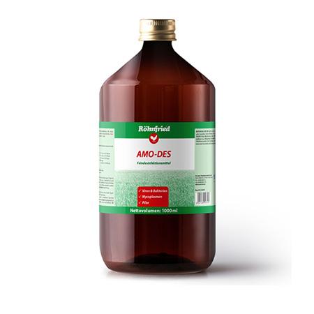 ضد عفونی کننده رانفرید amo-des