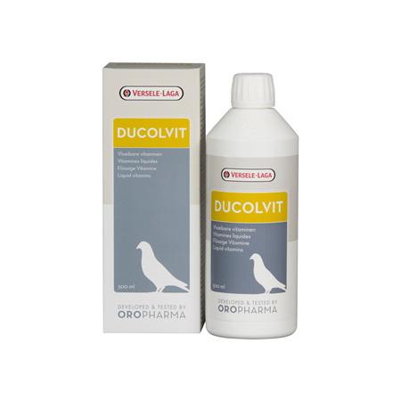 مولتی ویتامین کبوتر Ducolvit
