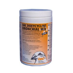 Doxycycline Bronchial